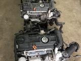 Volkswagen Passat B6 CAXA 1.4 турбо Двигатель за 450 000 тг. в Нур-Султан (Астана) – фото 3