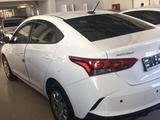 Hyundai Accent 2021 года за 8 500 000 тг. в Шымкент – фото 2