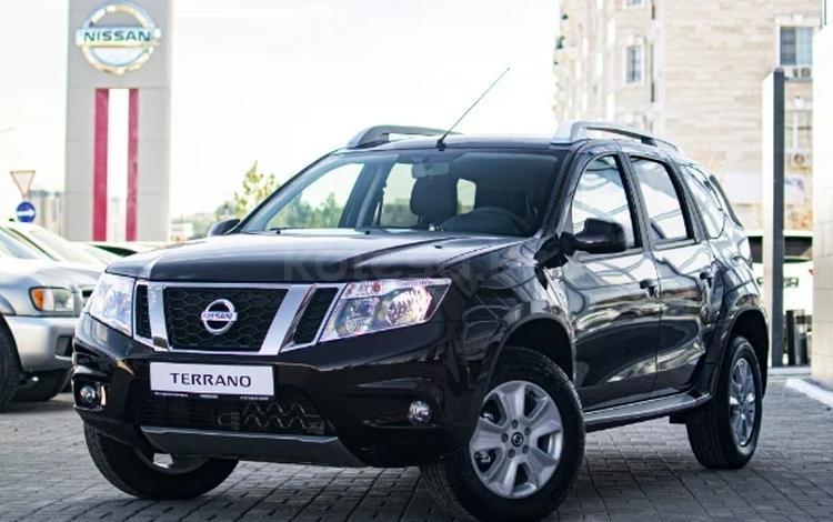 Nissan Terrano Comfort 2021 года за 7 892 000 тг. в Жезказган