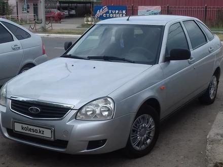 ВАЗ (Lada) 2172 (хэтчбек) 2012 года за 1 500 000 тг. в Уральск – фото 4