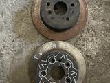 Тормозные диски задние Toyota Camry 40 за 12 000 тг. в Талдыкорган – фото 2