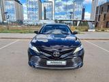 Toyota Camry 2018 года за 13 600 000 тг. в Нур-Султан (Астана) – фото 3