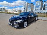 Toyota Camry 2018 года за 13 600 000 тг. в Нур-Султан (Астана) – фото 2