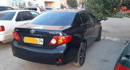 Toyota Corolla 2008 года за 4 200 000 тг. в Актобе – фото 5