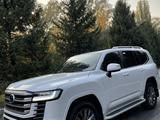 Toyota Land Cruiser 2021 года за 60 000 000 тг. в Алматы – фото 5