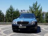 Maybach 57 2004 года за 22 000 000 тг. в Алматы – фото 5