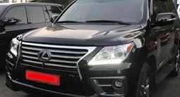 Комплект рестайлинга (переделка) на Lexus LX570 2007-2011 под 2012-2015 г за 750 000 тг. в Павлодар – фото 3