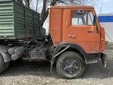 КамАЗ  Подуприцеп и бензовоз 1990 года за 5 700 000 тг. в Кордай – фото 2