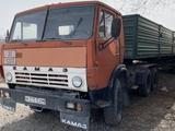 КамАЗ  Подуприцеп и бензовоз 1990 года за 5 700 000 тг. в Кордай – фото 3