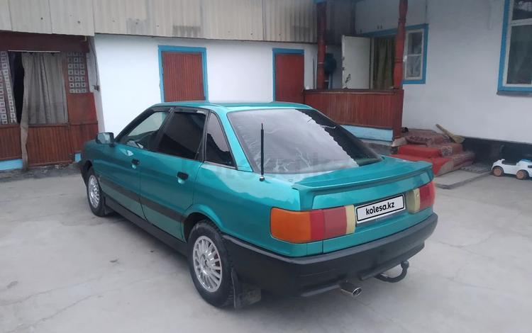 Audi 80 1989 года за 980 000 тг. в Шу