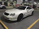Mercedes-Benz SL 500 2002 года за 9 800 000 тг. в Алматы – фото 2