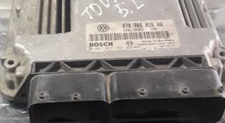 Процессор двигателя на TOUAREG в Караганда