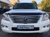 Lexus LX 570 2011 года за 17 500 000 тг. в Шымкент