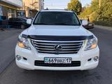 Lexus LX 570 2011 года за 17 500 000 тг. в Шымкент – фото 3