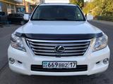 Lexus LX 570 2011 года за 17 500 000 тг. в Шымкент – фото 4