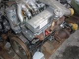 Двигатель привозной контрактный (АКПП) на Ssang Yong Musso, om662l за 290 000 тг. в Алматы – фото 2