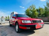 Audi 100 1992 года за 2 500 000 тг. в Нур-Султан (Астана) – фото 5