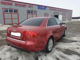 Audi A4 2006 года за 2 600 000 тг. в Актобе – фото 4