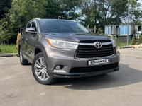 Toyota Highlander 2014 года за 16 000 000 тг. в Алматы