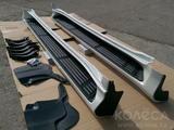 Порог подножка lexus lx 570 toyota lc200 prado 120 —… за 55 000 тг. в Алматы – фото 4