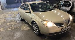 Nissan Primera 2002 года за 2 450 000 тг. в Алматы – фото 3