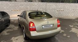 Nissan Primera 2002 года за 2 450 000 тг. в Алматы – фото 5