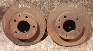 Диски тормозные задние на Mazda Xedos 6, Cronos (1995 год)… за 6 000 тг. в Караганда