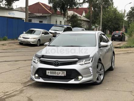 Альтернативная оптика (тюнинг фары) на Тойота Камри 55 (Toyota Camry… за 150 000 тг. в Алматы – фото 4