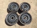 Оригинальные металлические диски на автомашину Opel (Германия R15 за 30 000 тг. в Нур-Султан (Астана)