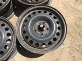 Оригинальные металлические диски на автомашину Opel (Германия R15 за 30 000 тг. в Нур-Султан (Астана) – фото 2