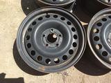Оригинальные металлические диски на автомашину Opel (Германия R15 за 30 000 тг. в Нур-Султан (Астана) – фото 3