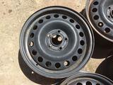Оригинальные металлические диски на автомашину Opel (Германия R15 за 30 000 тг. в Нур-Султан (Астана) – фото 4