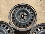 Оригинальные металлические диски на автомашину Opel (Германия R15 за 30 000 тг. в Нур-Султан (Астана) – фото 5