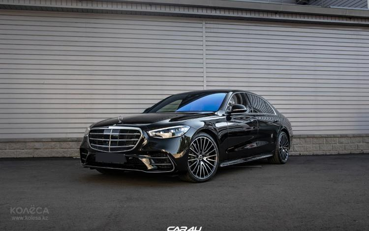 Mercedes-Benz S 450 2021 года за 95 500 000 тг. в Алматы