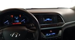 Hyundai Elantra 2018 года за 7 500 000 тг. в Кызылорда – фото 4