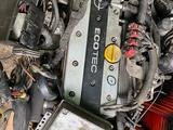 Двигатель 2.0см, 2.5см Опель Омега привозной за 260 000 тг. в Алматы – фото 2