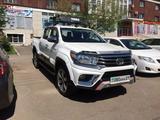 Защита кузова на Toyota Hilux вкладыш ванночка Хайлюкс Нур Султан за 115 000 тг. в Нур-Султан (Астана) – фото 3