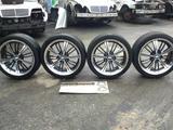 Комплект колёс 225/40r18 — 5x120 за 137 413 тг. в Владивосток