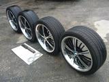 Комплект колёс 225/40r18 — 5x120 за 137 413 тг. в Владивосток – фото 5
