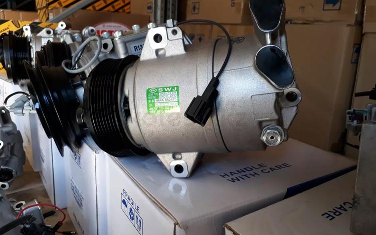 Компрессор кондиционера на Nissan Pathfinder r51 vq40 за 50 000 тг. в Алматы