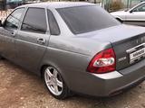ВАЗ (Lada) Priora 2170 (седан) 2012 года за 1 600 000 тг. в Костанай – фото 4