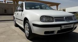 Volkswagen Golf 2002 года за 1 300 000 тг. в Уральск