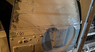 Крышка багажника на Тойота Ленд Крузер Прадо 95, 2000 г за 40 000 тг. в Алматы