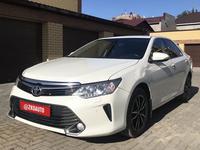 Toyota Camry 2017 года за 8 200 000 тг. в Уральск