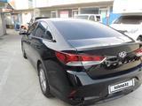 Hyundai Sonata 2019 года за 7 800 000 тг. в Алматы – фото 4