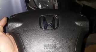Airbag srs крышка на руль панель муляж подушка хонда crv… за 150 тг. в Алматы