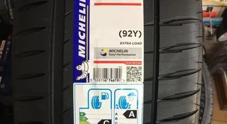 245-45-18 Michelin Pilot Sport 4 за 62 000 тг. в Алматы