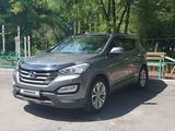 Hyundai Santa Fe 2013 года за 8 600 000 тг. в Алматы – фото 3