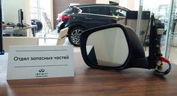Зеркало левое в сборе Lexus GX 460 Артикул — 8794060e60 за 195 000 тг. в Алматы