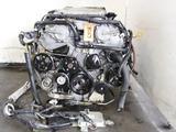 Мотор VQ35de Nissan Murano (Мурано) 3, 5 л Двигатель Ниссан… за 71 600 тг. в Алматы – фото 2